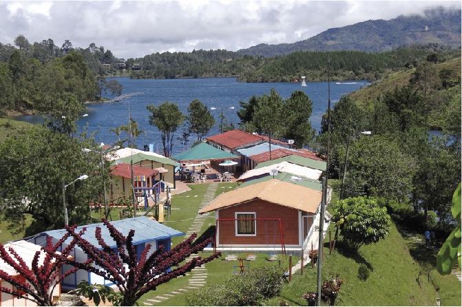 Centro Vacacional La Península – Cotrafa Social