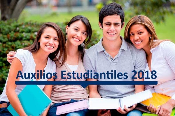 Auxilios Estudiantiles