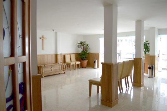 Apertura Salas de Velación